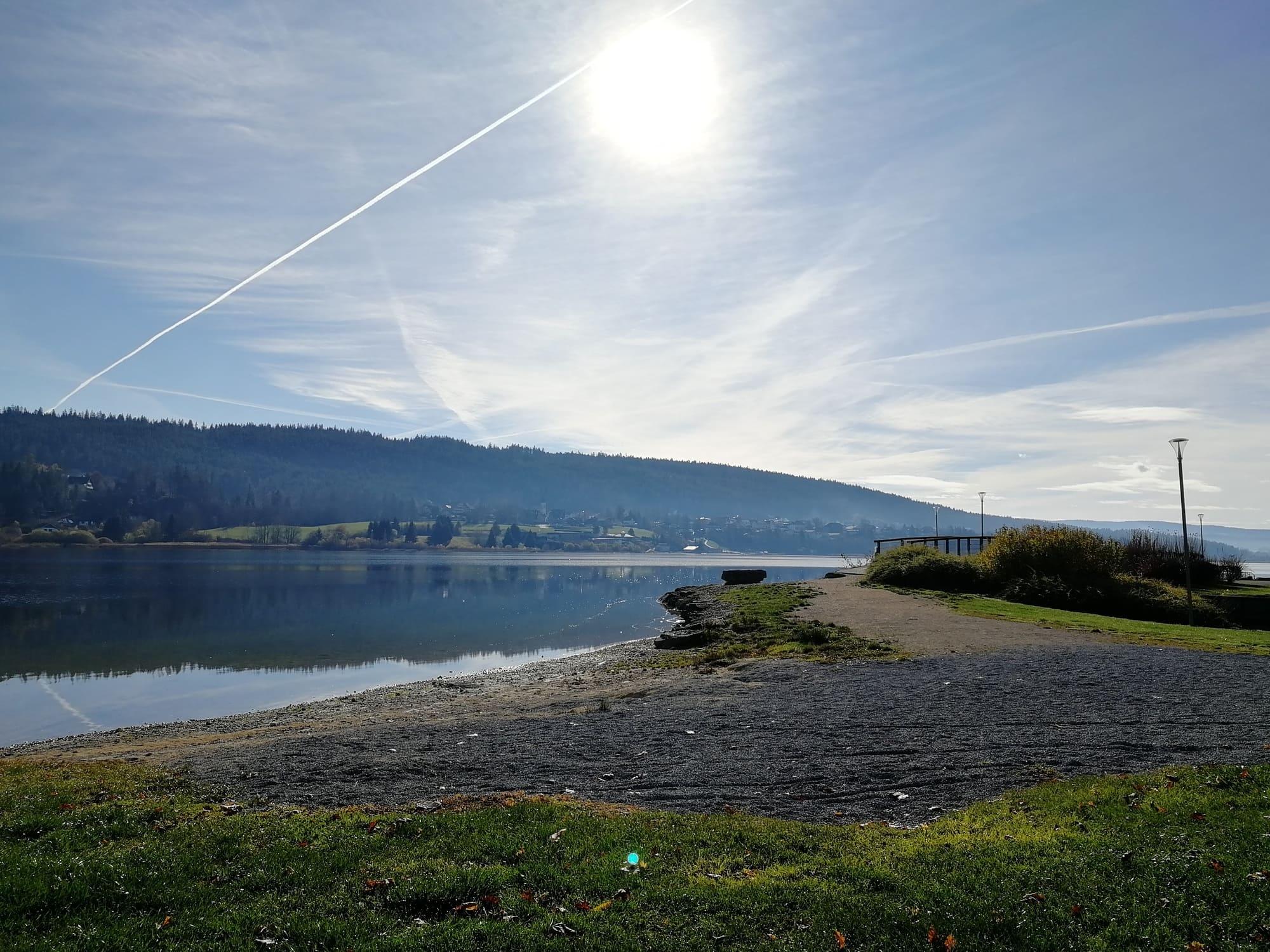 Saint-Point Lac