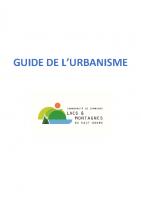 Guide de l'urbanisme