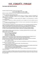 7.2. affichage.avis enquête publique